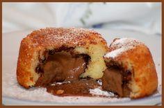 Mini gâteau au yaourt au coeur gourmand