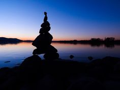 blue sundown by Marc Kunze on 500px