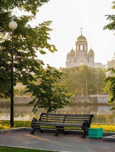 Ekaterinburg - Church on Spilt Blood