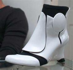 Storm Trooper high heels