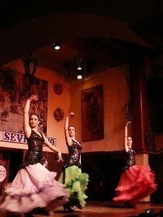 Flamenco Dancers ~ Seville, Spain