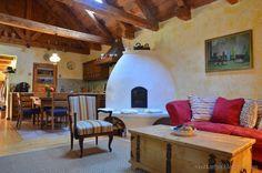 Parasztház újrahangolva | Házból Otthont Cottage Homes, Vintage Kitchen, Tiny House, House Plans, Home Improvement, Interior Decorating, Sweet Home, Farmhouse, Country