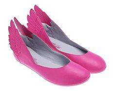 best website 7de4d 24233 Adidas Jeremy Scott Pink JS Wings Ballerina Bloom HoT Ballet Rare New Sz  8.5 US