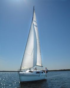 Learn how to sail...