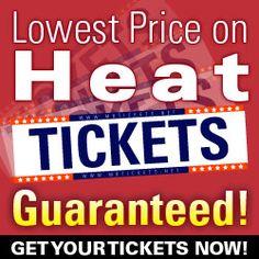 BuyMiami Heat Tickets Online