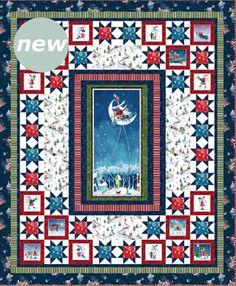 Merry Stars by Nancy Mahoney Merriment http://www.pbtex.com/s/MMNT_pattern-NM.pdf