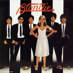Blondie Parallel Lines