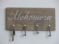 Alohamora key board