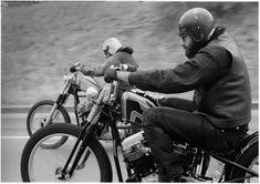 Scott Pommier motorcycle riders bikes photo