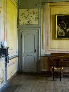 Les Charmettes, maison de Mme de Warens et de J.J. Rousseau, Chambéry (Savoie, France)   by Denis Trente-Huittessan