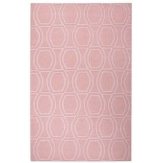 kate spade new york 'astor' wool rug ($72) ❤ liked on Polyvore featuring home, rugs, light pink, light pink rug, wool rugs, textured rug, multi-colored rug and wool area rugs
