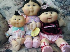 asian cabbage patch dolls for Azireyah