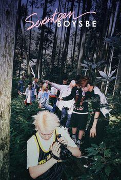 [SEVENTEEN NEWS] 2015/09/10/12PM/BOYS BE [01] #SEVENTEEN #BOYS_BE