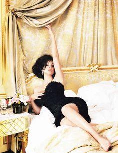 Woman   Monica Belluci   Ruven Afanador   FHM China November2011 - 3 Sensual Fashion Editorials   Art Exhibits - Anne of Carversville Women...