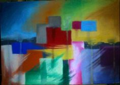 artFido | fetching art | Acrylic on canvas, abstract, colours | 2736779656