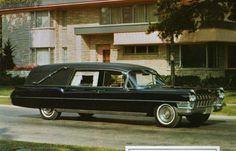 1964 Cadillac Landau Hearse by Eureka