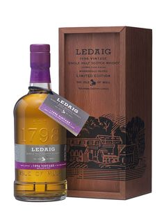 Limited Edition Vintage Whisky Released by Tobermory Distillery