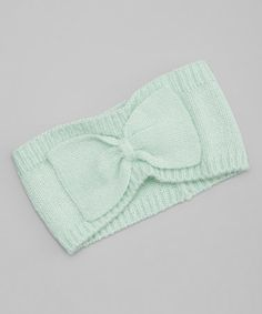 Love this Teal Bow Headband on #zulily! #zulilyfinds