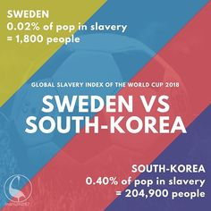 #Sextrafficking is the most common form of trafficking in #SWEDEN. #Exploitation also occurs in domestic service #hospitality construction agriculture and #forestry. A recent study found  5000 Swedes commit child sex tourism offences abroad annually. . Exploitation in #SOUTHKOREA is mostly related to #fishing vessels and forced #prostitution near ports and US #military bases. Many #Asian #migrants face vulnerability to #debtbondage. Some South Korean men engage in #child sex tourism…