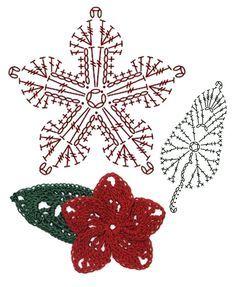 Watch The Video Splendid Crochet a Puff Flower Ideas. Wonderful Crochet a Puff Flower Ideas. Free Mandala Crochet Patterns, Crochet Snowflake Pattern, Christmas Crochet Patterns, Holiday Crochet, Crochet Snowflakes, Crochet Chart, Thread Crochet, Crochet Motif, Crochet Designs