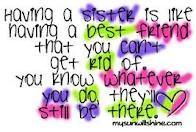 <3 my sister