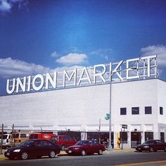 Union Market -- a relatively new but fantastic destination for foodies in Washington, DC