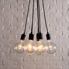 Image result for 3 bulb pendant light