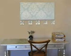 How to silver leaf furniture -