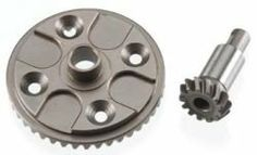 Thunder Tiger PD1894 Differential Bevel Gears Set EB-4 S3/G3 by Thunder tiger. $25.99. Save 21% Off! Bevel Gear, Radio Control, Helicopters, Thunder, Gears, Hobbies, Toys, Activity Toys, Gear Train