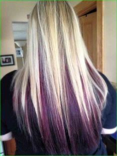 Peekaboo Hair Color Pictures 12583 Fashion Blonde Hair with Colored Highlights 40 Inspiration Hair Of Peekaboo Hair Color Pictures 12583 Purple Peekaboo Highlights Hair Color And Cut, Ombre Hair Color, Blonde Color, Purple Hair, Purple Tips, Plum Hair, Best Hair Dye, Best Ombre Hair, Pink Peekaboo Hair