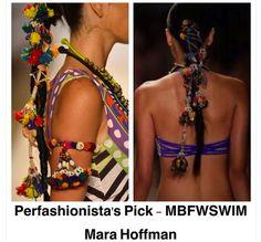 Perfashionista's Picks while attending Mercedes Benz Fashion Week Swim SS15 #MBFW #MBFWSWIM #SS15 #PERFASHIONISTA