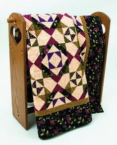 Rhapsody in Bloom - Antler Quilt Design/Doug Leko - Quiltmaker