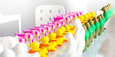 3D Puzzles LockNesters Via 3D Hubs - 3D Printing Industry   #3DPrinting #Manufacturing #STEM
