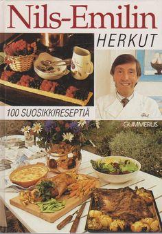 Nils-Emilin Herkut  100 suosikkireseptiä