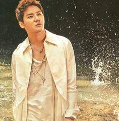 "Junsu Baby for ""In Heaven"" ❤️ JYJ Hearts"