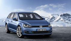 Der neue Volkswagen Golf Variant 7