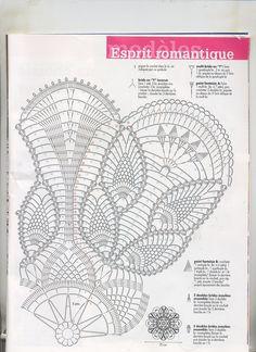 Album Archive - Magic Crochet n° 61 Crochet Doily Diagram, Crochet Doily Patterns, Crochet Chart, Thread Crochet, Filet Crochet, Irish Crochet, Crochet Motif, Crochet Doilies, Knit Crochet