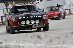 Starring: Datsun 240Z (by pysta)