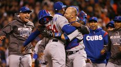 Cubs in delirio: un nono inning da urlo elimina i Giants Panico e sollievo. I #Cubs trasformano il terrore di gara 5 in una rimonta clamorosa guidata dai giovani #Contreras e #Baez. I Giants perdono al nono inning come troppe volte è successo quest'anno. Il racconto del match è su #MLB Italia