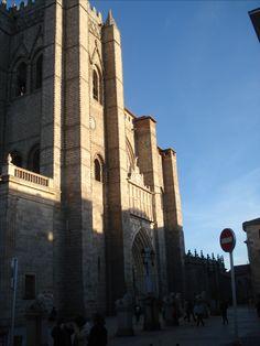 Catedral de Ávila. 2017.