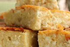 Η αφράτη τυρόπιτα της... τεμπέλας! Cornbread, Recipies, Ethnic Recipes, Food, Millet Bread, Recipes, Rezepte, Essen, Yemek