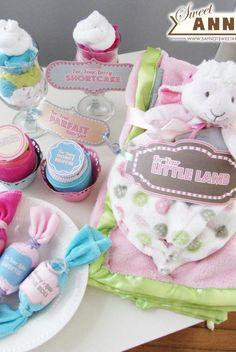 Baby Shower Gift Idea + Printable - Tip Junkie Creative Community
