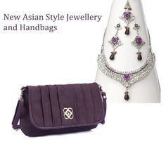 New #asian style jewellery and lovely handbags check our new stuff @ http://www.completethelookz.co.uk/new-fashion?page=9