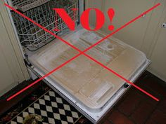 My American Confessions: Tuesday: How to Make DIY Dishwasher Cleaner