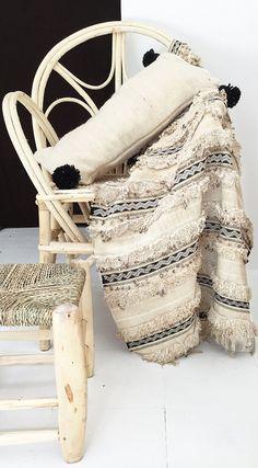 Bedroom Neutral Boho Moroccan Wedding 46 Ideas For 2019 Moroccan Home Decor, Moroccan Style, Deco Bobo, Moroccan Wedding Blanket, Neutral Bedrooms, Trendy Bedroom, Coverlet Bedding, Creative Textiles, Home Textile