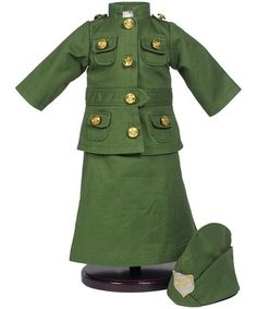 Love this Salvation Army Uniform Doll Outfit for 18'' Doll on #zulily! #zulilyfinds