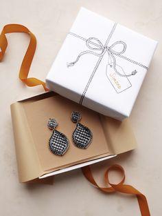 MSL - Trompe L'oeil Earrings, September 2012