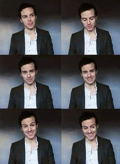 Andrew Scott. Pretty much my favourite actor at the moment
