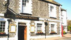 The Dolphin Hotel, Beer Devon.
