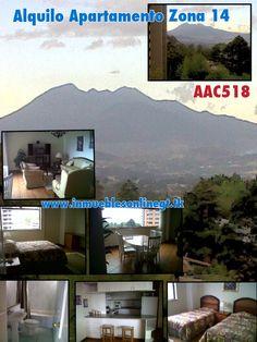 Alquilo Apartamento Zona 14 Guatemala City amueblado y equipado 2 dormitorios 1 Bańo 1 Parqueo Renta $800 inc mantenimiento Codigo AAC518 visitas anaurrutia@live.com www.inmueblesonlinegt.tk en Facebook Bienes Inmuebles GT